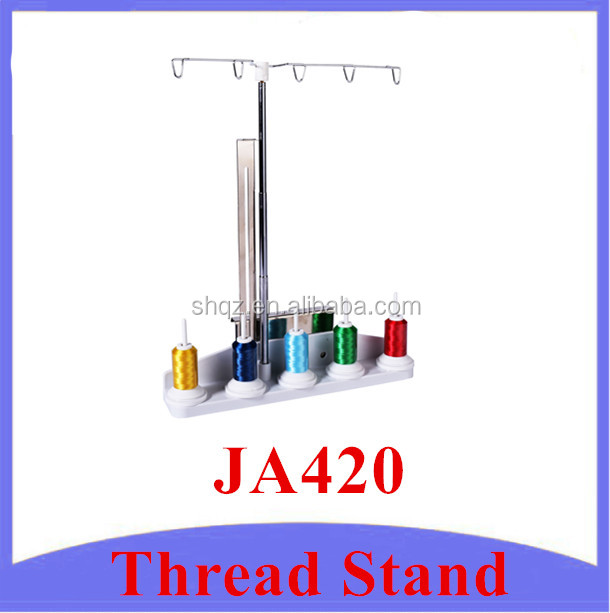 5-Spool Thread Stand, Janome sewing machines thread stand, rotating table stand