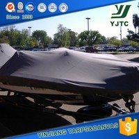 Pvc waterproof polyester boat covers