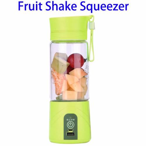 Trending Products Eco-Friendly 380ml Mini USB Electric Juicer Smoothie Maker