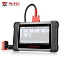 OBD II Bluetooth Interface Auto Car Diagnostic Scanner Autel MaxiCOM MK808 scanner for Android