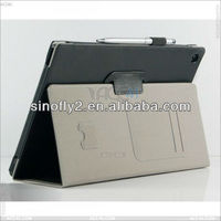 PU Leather Case Cover for Sony Xperia Tablet Z LTE Android Tablet. With Sleep/Wake Function P-SONXPERIATABLETZCASE002