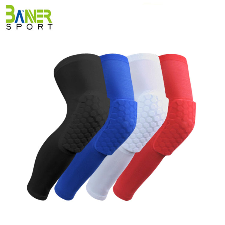 Sport Safety Football Snowboard Protective Knee Brace Support Brace Guard Leg Sleeve Knee Protector