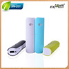 power supply tools 2600mah real capacity power banks with selfie camera built for travel. power banks manufacturer in shenzhen
