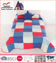 High Quality OEM Cheap Children Bedspread Quilt