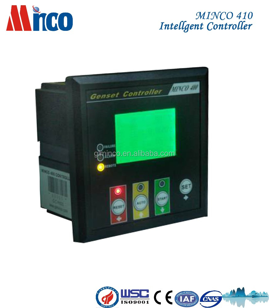 Minco 410 machine Controller engine start stop module