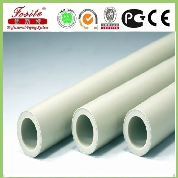 Germany blue plastic water supply pipe ppr