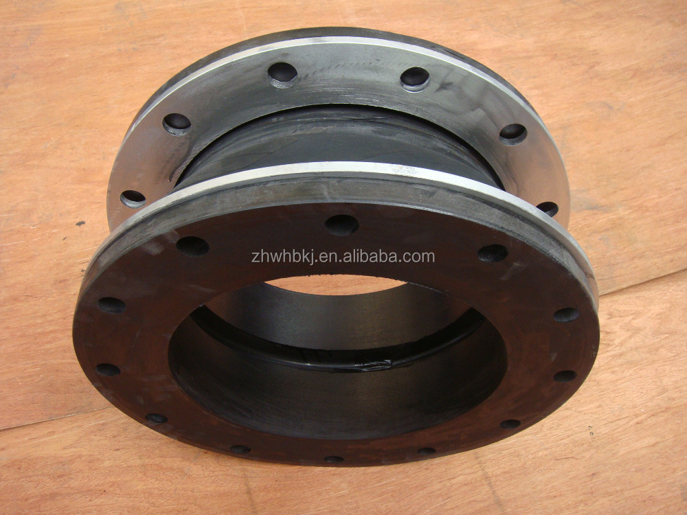 Full face China hot sale factory hydraulic rubber expansion joint with fair price
