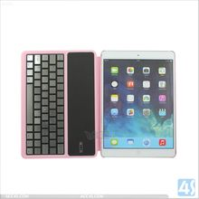 Wholesale Price Aluminum Case Tablet Case With Keyboard For iPad Air/ iPad 5 Bluetooth Keyboard Case