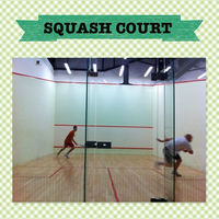 Squash Court Entertainment Products So Hot