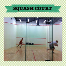 Squash Court/entertainment products/so hot!