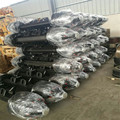 china high quality BPW model axle for trailer truck
