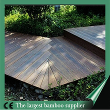 High Quality Outdoor Strand Woven Bamboo Decking