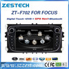 OEM 7 Inch Touch Screen car audio For ford focus Car DVD player with GPS TV BT All Function