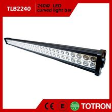 TOTRON New Design Super Price Best Seller Led Light Bar Auto Tuning For Car