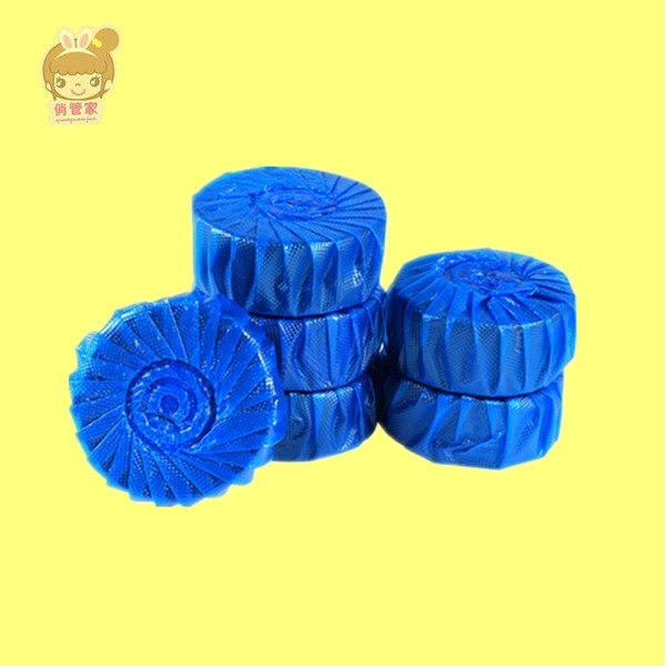 Hot selling blue gel toilet cleaner with sterilization function