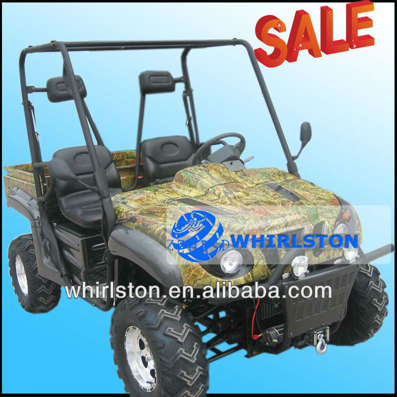 Man's Choice ! 650CC gasoline 4x4 utility vehicle