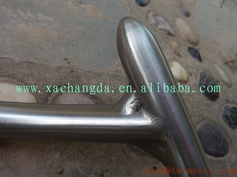 XACD titanium handle bar custom super light titanium bike handlebar bicycle handlebar titanium TT handlebar