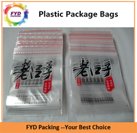 Cheap Price Custom-made Plastic PE Bag With String Carrier
