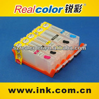 Factory for sale refill ink cartridge for IP 7250! PGI-550 CLI-551 refill ink cartridge for IP 7250/MG 5450/MG 6350 printers