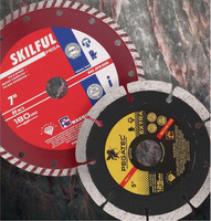 segment diamond cutting blade CIRCULAR SAW BLADE