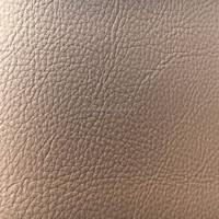 PVC Leather For Sofa Pearl Effect
