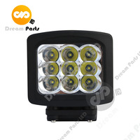 Three Rows Led Chip Headlight Type