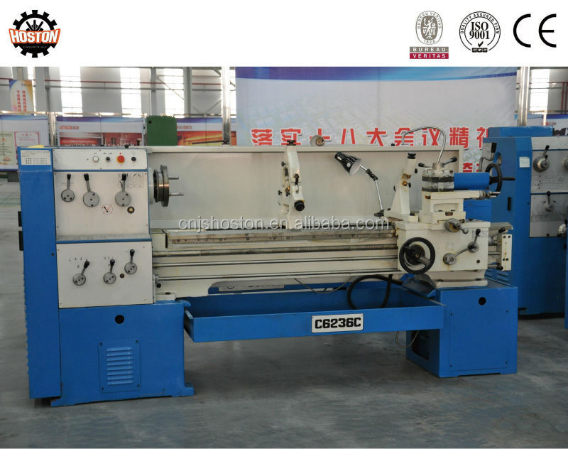 High Accuracy C6240C Horizontal Turning Lathe Machine