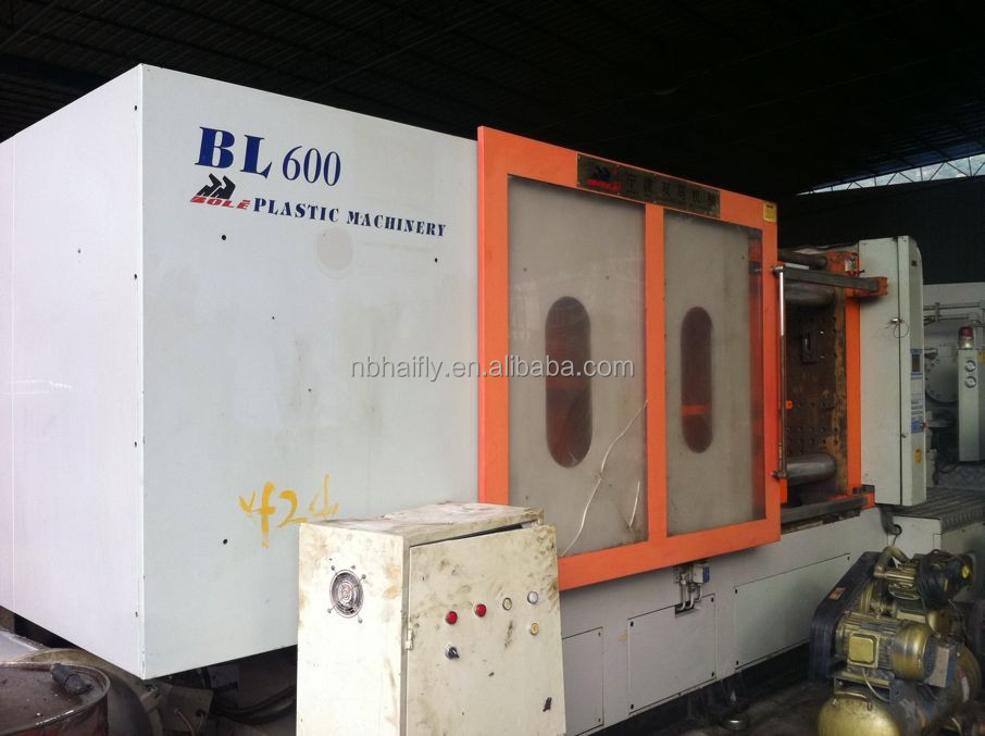 used KAWAGUCHI injection molding machine