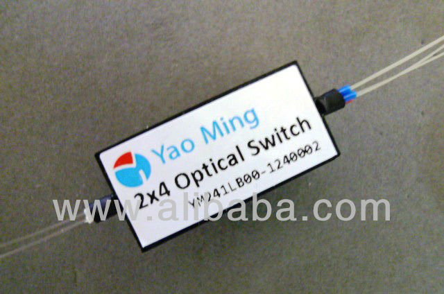 2x4 / 4x8 fiber optical switch