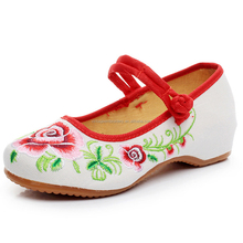 Hot Sale Women Canvas Ballet Flats Foldable Portable Flats Casual Womens Loafers Shoes