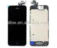 lcd touch screen digitizer for iphone 5 display