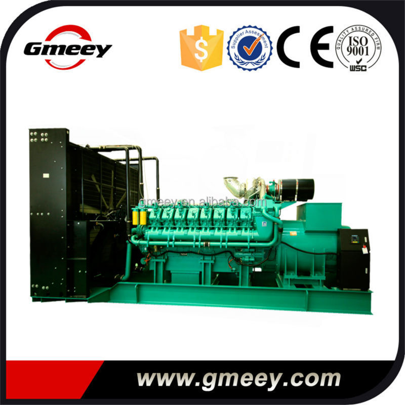 Gmeey 2500KVA Googol 60Hz power generation, HGM2750, 1800RPM