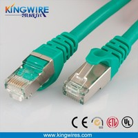 Network cable/ lan cable 24/23/22AWG cat5e cat6 patch cord manufacturer