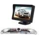 Waterproof Car Rearview Reverse Camera for America License Plate Mount