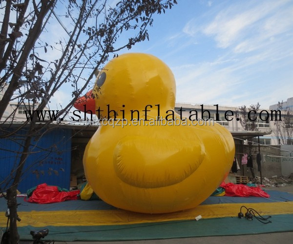 giant inflatable duck for promotion for sale