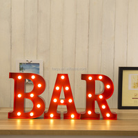 Top quality decorative led light bar for wall decoration