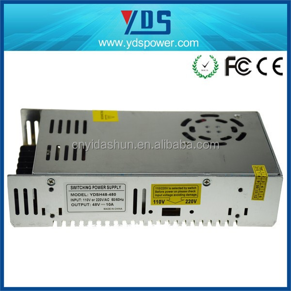 notebook power supply 48v 10A 24v 30a dc power supply dc variable dc power supply