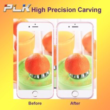 High Quality Hydrophobic Mobile Phone Screen Protector, Wholesale Clear Screen Glass Protector For iPhone 7 Plus/