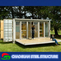 Prefab Cabin | Prefabhouse | Steel Container House Plans
