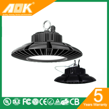 shenzhen industrial outdoor ip65 ufo led high bay light 150w