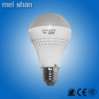 2016 Hot Sale 5W E27 Plastic LED Light