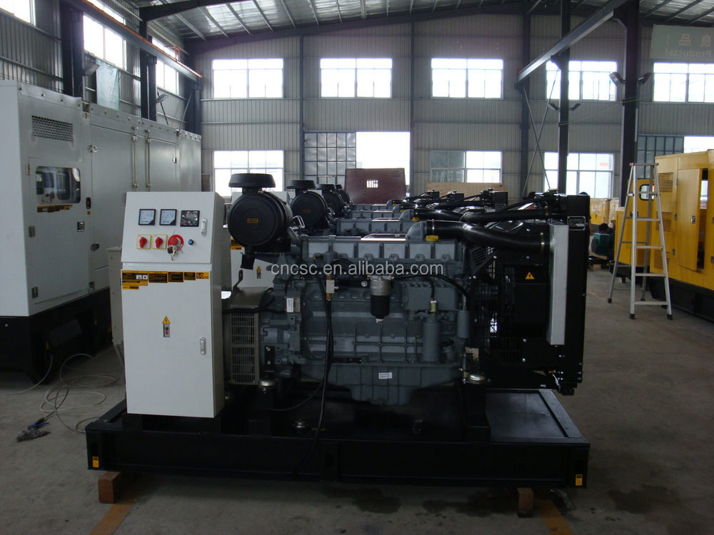 CSCPOWER Trade Assurance 100kw deutz diesel generator sets
