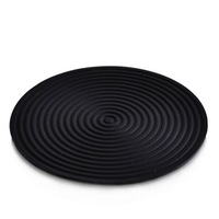 Good Grip Deep Tray Drink Coasters Silicone Set with Holder silicone coasters