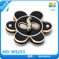 china supplier handbag hardware wholesale for handbags twist lock