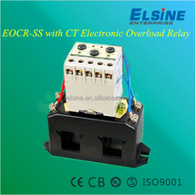 EOCR-SS Electronic Overload Relay with CT Electronic Overload Relay