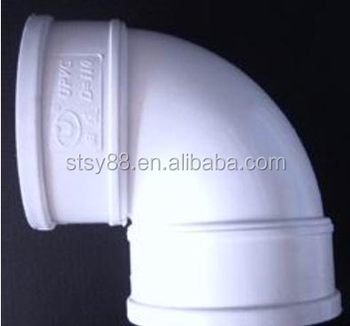Domestic Sewage and Industry Waste Water Drainage 3 Inch PVC Pipe fittings
