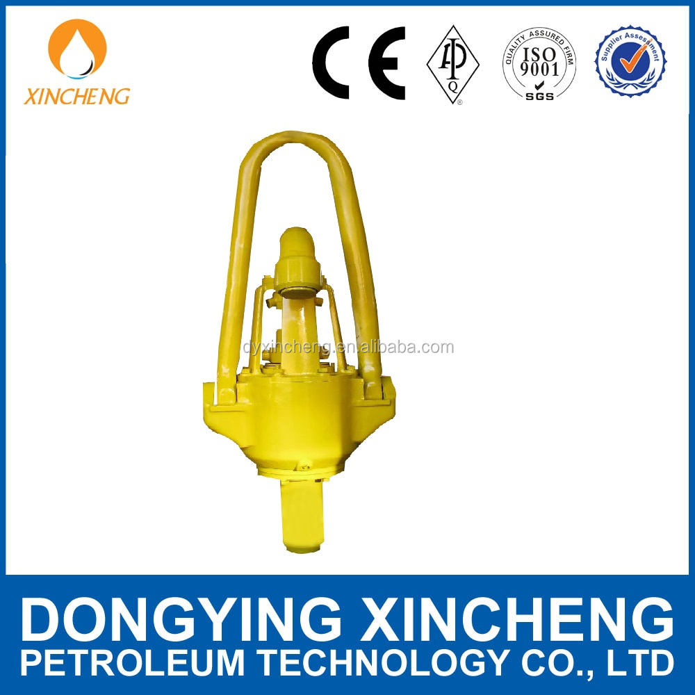 SL 135 API workover swivel drilling rig parts swivel by manufacture