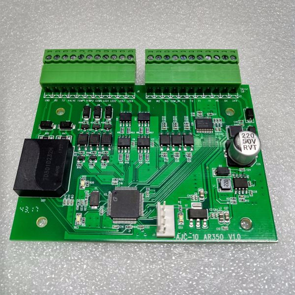 Network tv switch pcb assembly,oem pcba meter,electronic switch power supply pcba