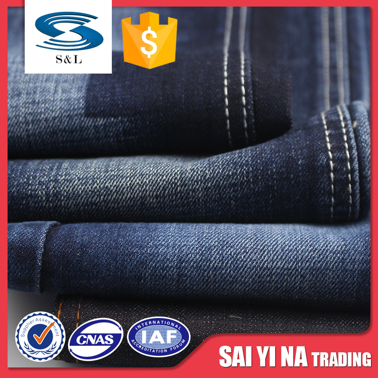 360gsm 160cm width 100%cotton mens pants denim jeans fabric wholesale