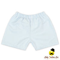 Summer Casual Style Plain Color Baby Boy Back To School Uniform Suit Shorts
